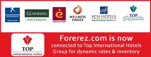Forerez.com now connected with Top International property